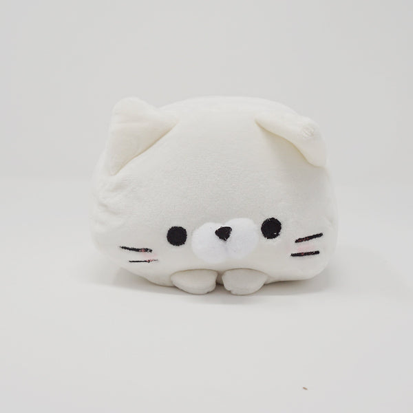 Shiro-Nyan White Mochi Mochi Stacking Plush Cat Nyanko - Yell