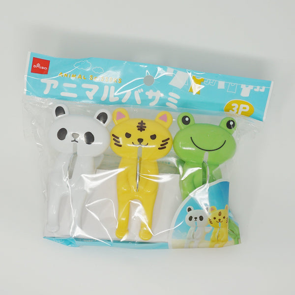 Animal Clothespins  - Daiso