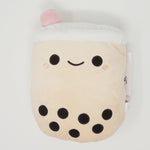 Pearl Boba Tea Toasty Warming Plush  - SMOKO