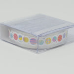 Decorative Dots Paper Ribbon Sticker Tape  - Daiso