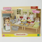 School Lunch Set  - Calico Critters