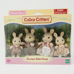 Sweetpea Rabbit Family  - Calico Critters