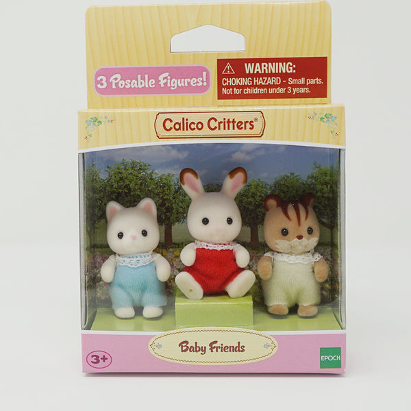 Baby Friends  - Calico Critters