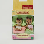 Hazelnut Chipmunk Twins  - Calico Critters