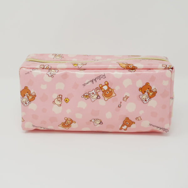 Rilakkuma Tiger Cat Pencil Pouch