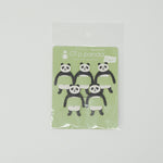 Clip Panda Paper Clip Bookmark - Sugai World
