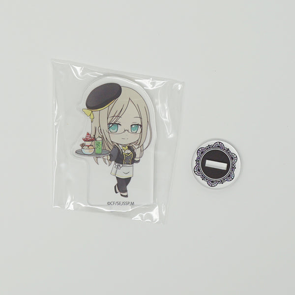 Inu x Boku Cafe Figure Stand Anime Goods