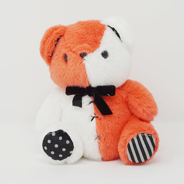 Kumax Bear Small Plush - Red & White - Yell