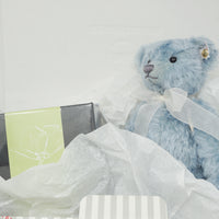 Lily Teddy Bear with Rosenthal Vase Gift Box - Steiff Collectors Limited Edition