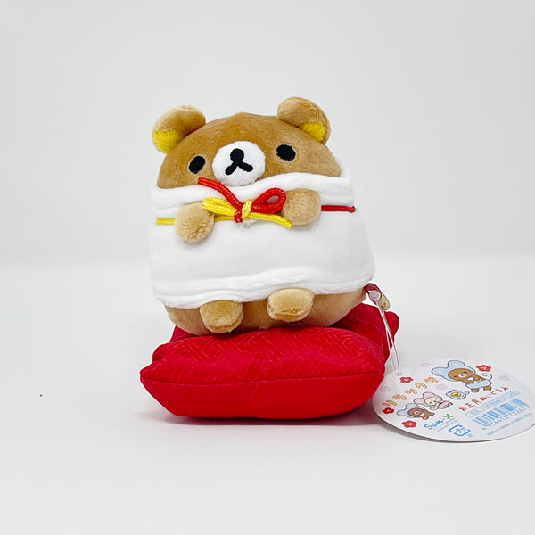 2019 Sitting Rilakkuma New Year Plush - New Year Rilakkuma