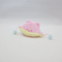 Pink Hat with Ears - Sumikko Plush Clothes