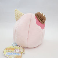 Ice Cream Cone - Sumikko Plush Playset (Secondhand)