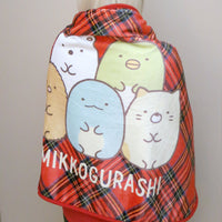 Sumikkogurashi Plaid Blanket