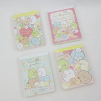 Mini Memo - Shirokuma's Handmade Plush Theme