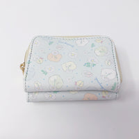 Blue Wallet - Floral Sumikko Design