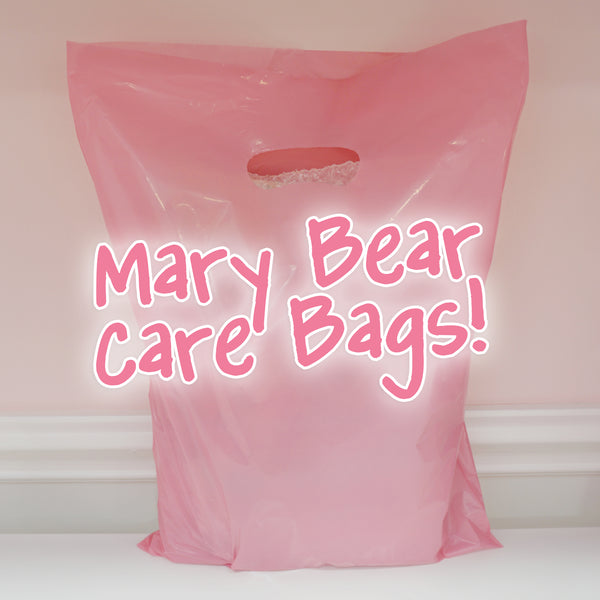 Mary Bear Care Bag - Sumikkogurashi Surprise Bag