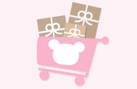 Mary Bear Gift Card - Shop Rilakkuma & Sumikko Gurashi