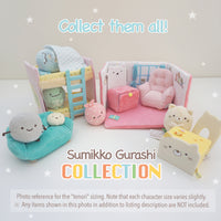 sumikko gurashi playset room display sample