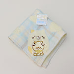 neko and handmade plush towel