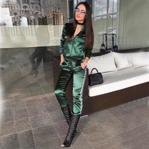 Two Piece Matching Set Tracksuit
