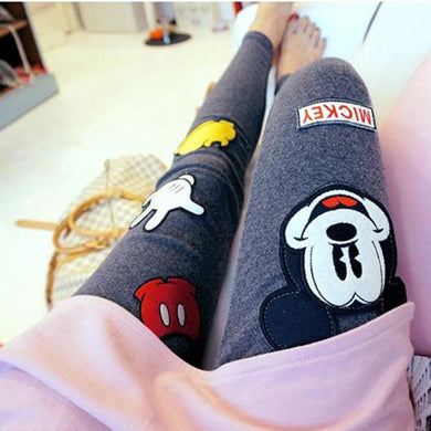 Mickey Patch Leggings