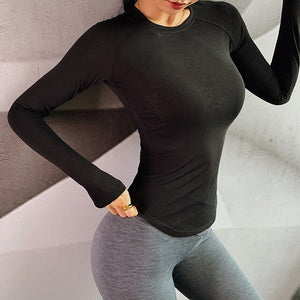 Sporty Long Sleeve