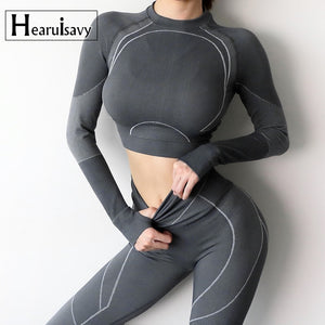 Long Sleeve Fitness Sports wear