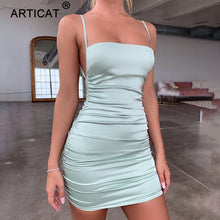 Load image into Gallery viewer, Tight Mini Dress