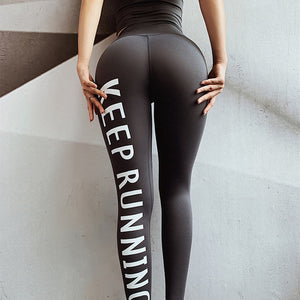 High Waist Yoga Pants, Workout Gym Tights