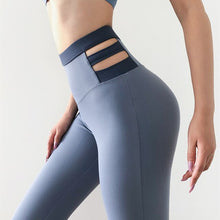 Load image into Gallery viewer, High Waist Push Up Workout Running Training Leggings