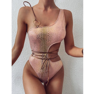Sexy One Piece Swimsuit