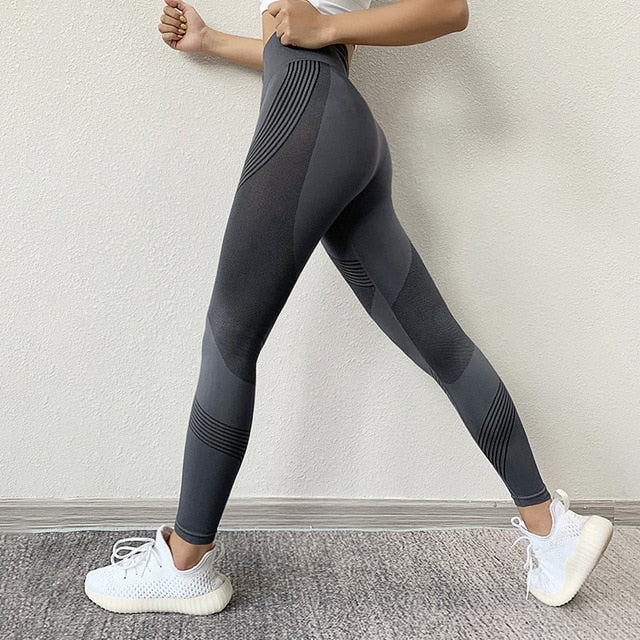 Quick Drying High Waist Workout Yoga Pants