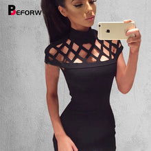 Load image into Gallery viewer, Summer Casual Womens Bodycon Dresses