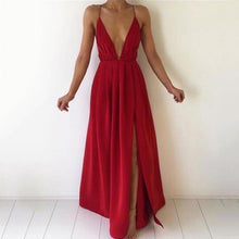 Load image into Gallery viewer, Boho Maxi Dress