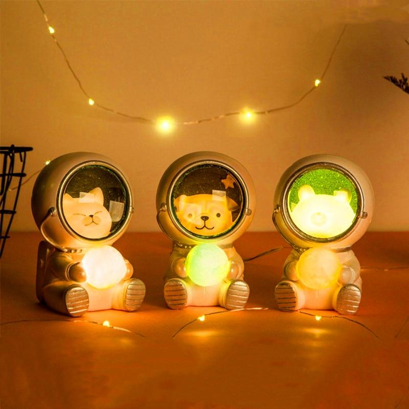 Galaxy Guardian LED Night Light