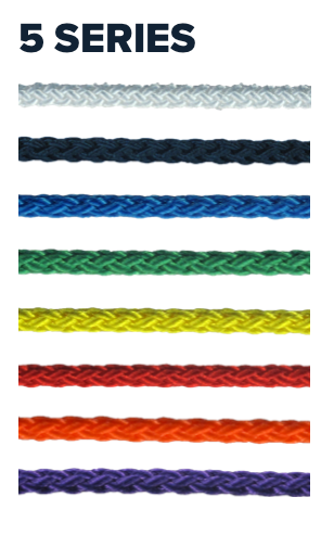5 Series (Polyester course braid)