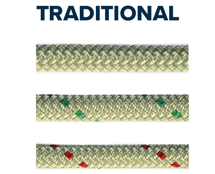Traditional (Polyester double braid)