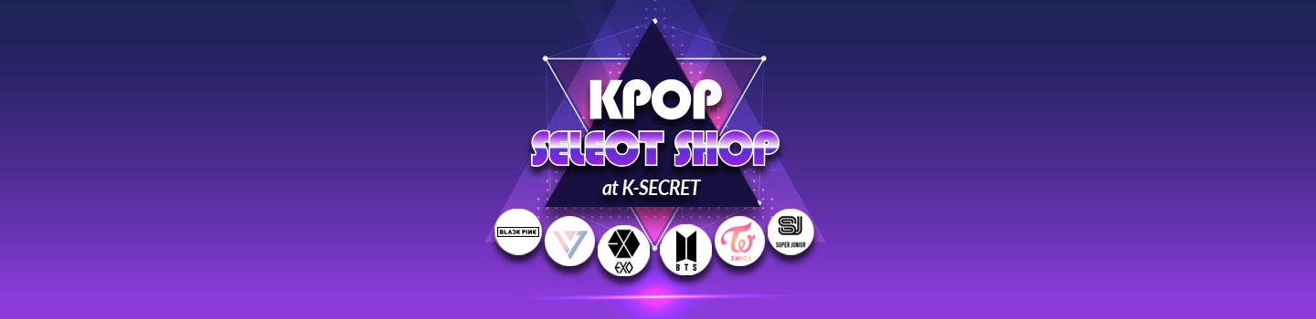 K-POP SELECT SHOP