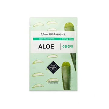 ETUDE HOUSE 0.2mm Therapy Air Sheet Mask -Aloe Vera
