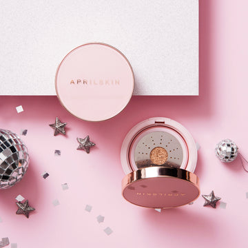 APRILSKIN Perfect Magic Cover Fit Pink Cushion 3.0