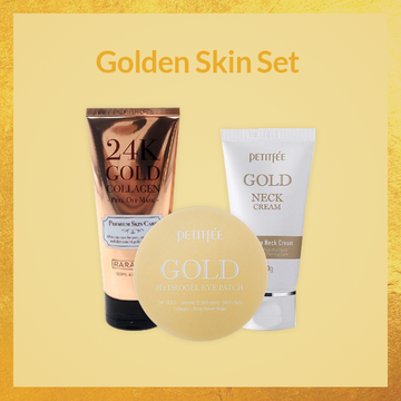 Golden Skin Set