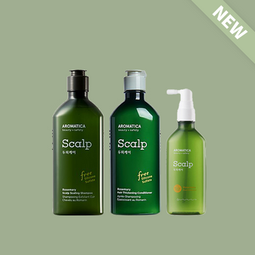 AROMATICA Rosemary Hair Care Trio