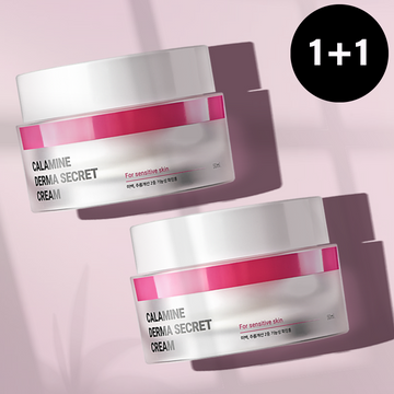 [BUY 1 GET 1 FREE] K-SECRET Calamine Derma Secret Cream