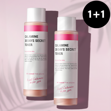 [BUY 1 GET 1 FREE] K-SECRET Calamine 30 Days Secret Toner