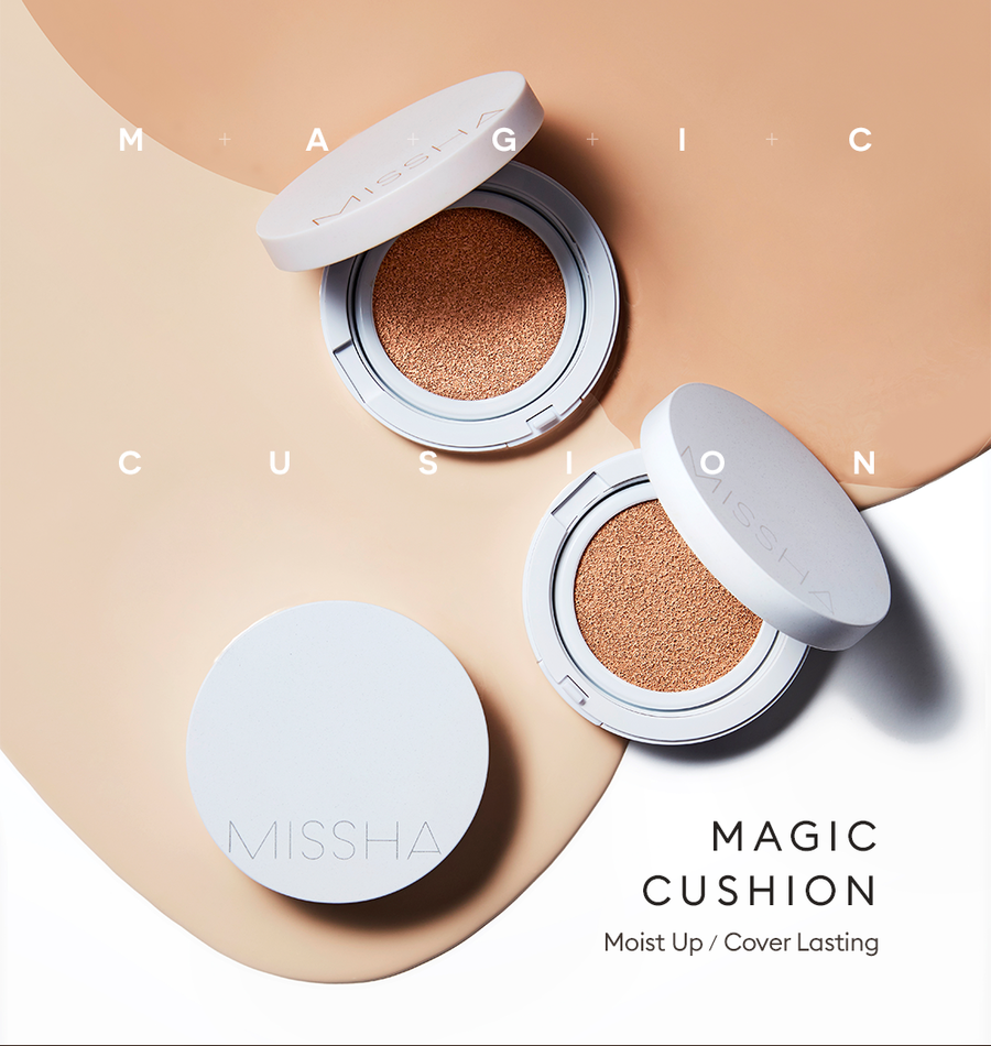 MISSHA Magic Cushion Cover Lasting No.21 (SPF50+/PA+++)