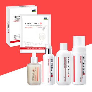 CENTELLIAN24 Glowing Skin Set