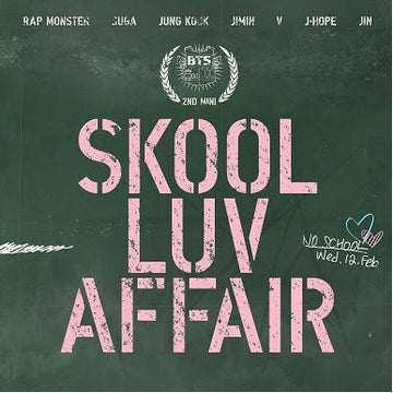 [BTS] 2ND MINIALBUM - Skool Luv Affair