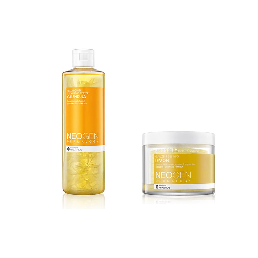 NEOGEN Cleansing & Exfoliating Set