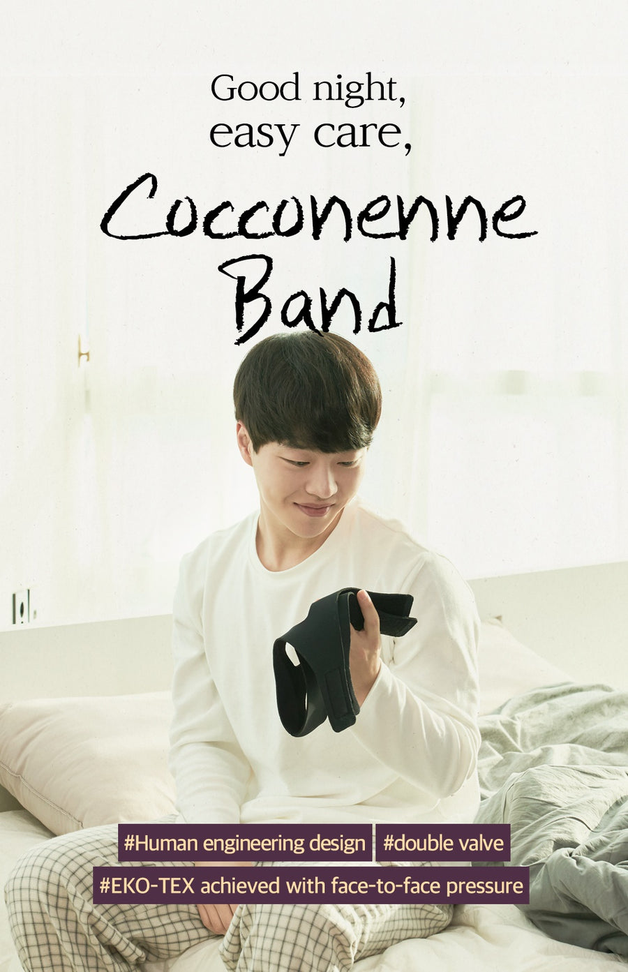 Muro Coconenne V-line Band