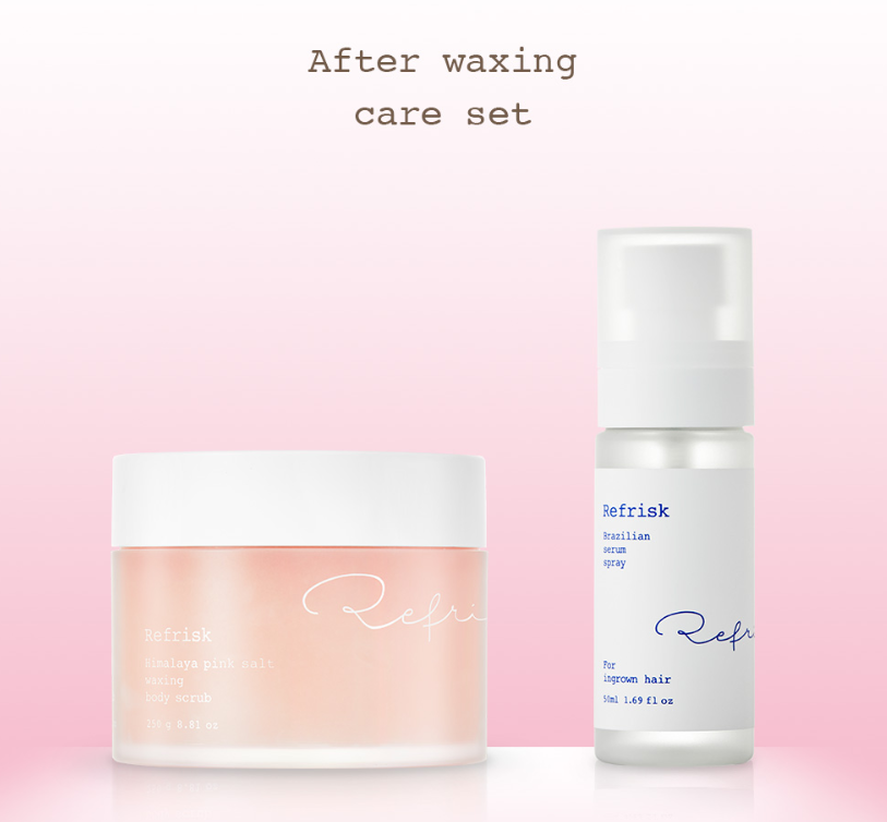 Refrisk After Waxing Care Set